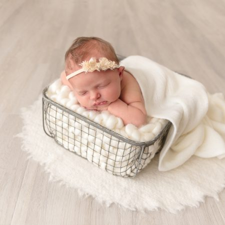 Newborn Photography Adelaide – Tilly